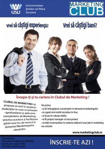 Club Marketing afis1